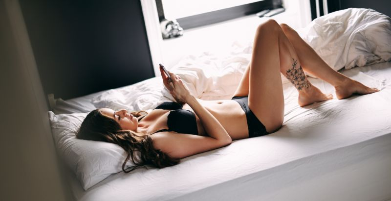 sexting metoda de a vorbi despre sex cu partenerul